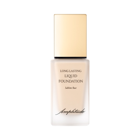Amplitude LONG LASTING LIQUID FOUNDATION 00
