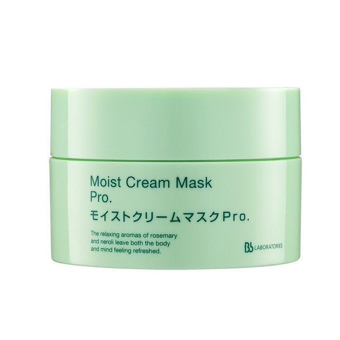 Bb LABORATORIES Moist Cream Mask Pro 175g