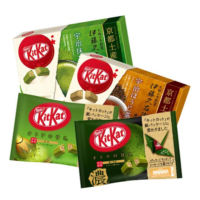 雀巢KitKat茶系列