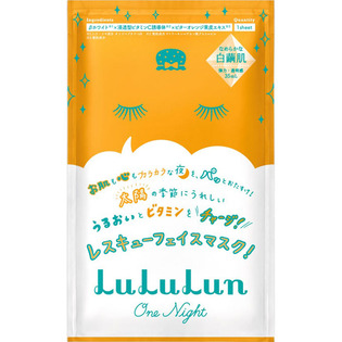 LuLuLun ONE NIGHT 急救面膜系列(維他命)