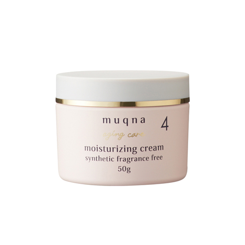 muqna aging care moisturizing cream 50g