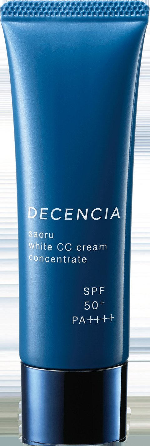 DECENCIA Saeru White CC Cream Concentrate for Sensitive Skin