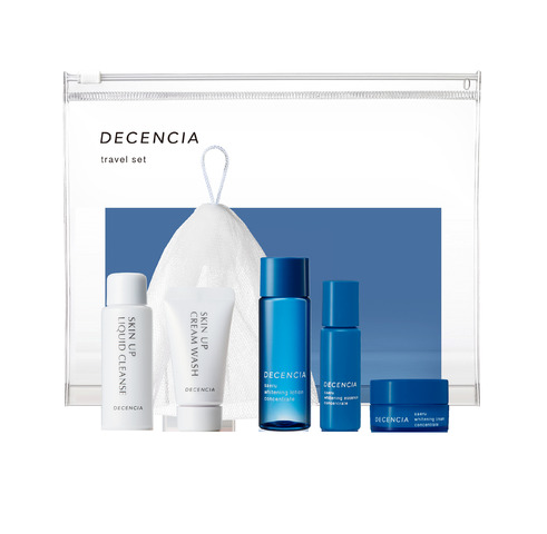 DECENCIA Saeru Travel Set